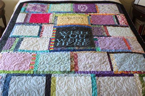 Custom Photo Quilts by Custom Quilts Memory Quilts