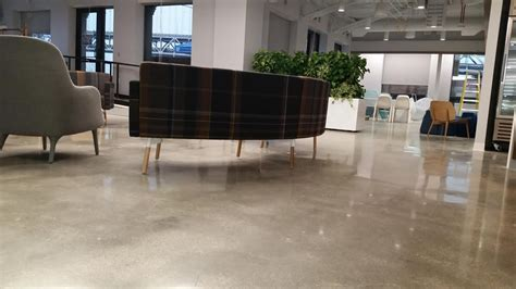 Interior Concrete Floor by BAC   Polished & Decorative
