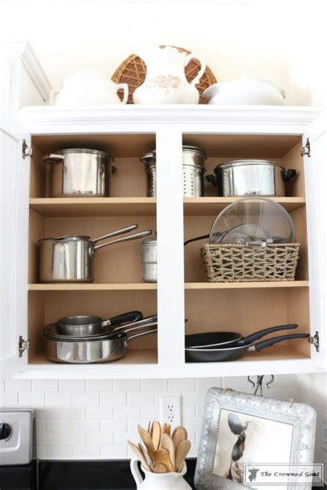 ways to organize your kitchen the best way to organize your kitchen the crowned goat