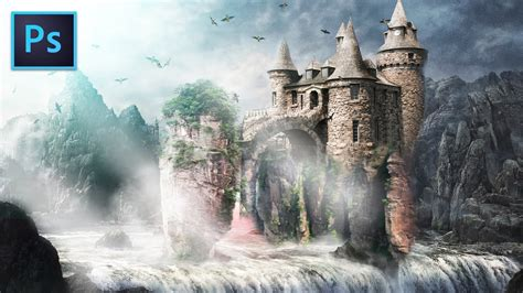 tutorial photoshop fantasy photoshop fantasy photo manipulation tutorial photoshop