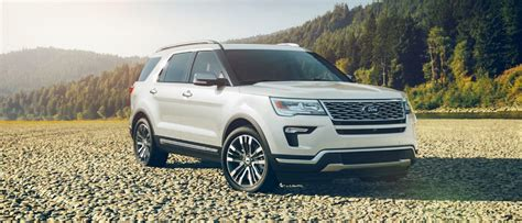 ford explorer colors pictures of all 2019 ford explorer exterior color choices