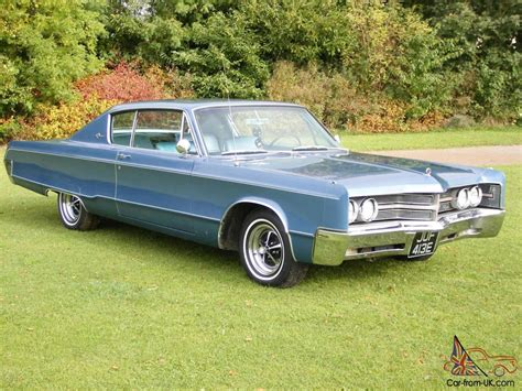 rare muscle cars 1967 chrysler 300c very rare luxury muscle car