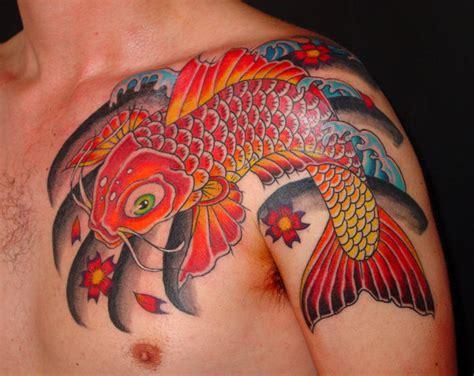 koi balığı 171 tattoo casper