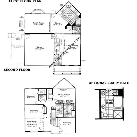 coventry homes floor plans coventry model in the neuhaven subdivision in antioch