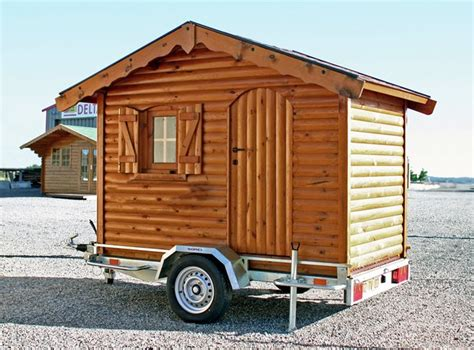 Vardo Beautiful Small Trailer Home Small Trailer House Tiny Houses On Trailers