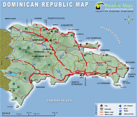 map of republic rufmita march 2013