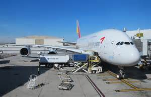 Flights From To Lax Asiana A380 Flights To Jfk As Of June 13 2015 One Mile