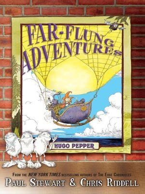fergus crane far flung adventures hugo pepper by paul stewart 183 overdrive rakuten overdrive ebooks audiobooks and videos for