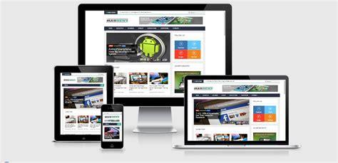 themeforest drag mobile tablet responsive template download themeforest magnews v1 1 responsive blogger
