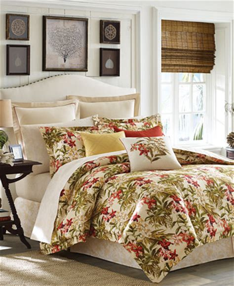 tommy bahama king comforter tommy bahama home daintree tropic king comforter set