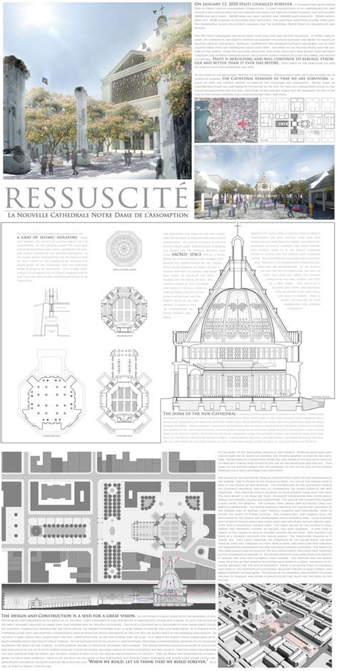 design competition proposal haiti cathedral competition proposal by gabematic on