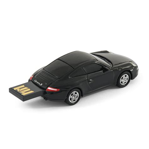 Usb Porsche by Official Porsche 911 Car Usb Memory Stick 8gb Black Ebay