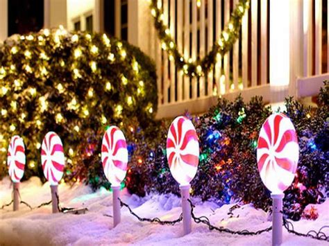 outdoor cool outdoor christmas decorations diy outdoor