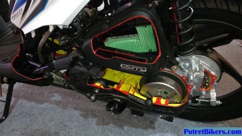 Kipas Mesin Honda Beat potret bikers belahan mesin all new honda beat esp