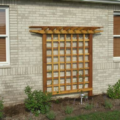 wood trellis plans diy trellis plans wooden pdf how to make a brick oven