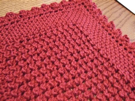 paint nite groupon honolulu dishcloth knitting patterns diagonal diagonal dishcloth