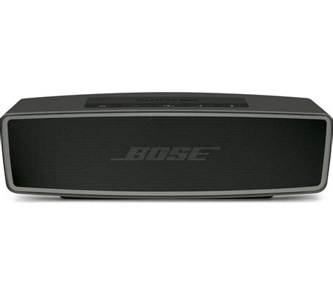 Speaker Bose Soundlink Mini Wireless Bluetooth bose soundlink mini bluetooth wireless speaker ii black