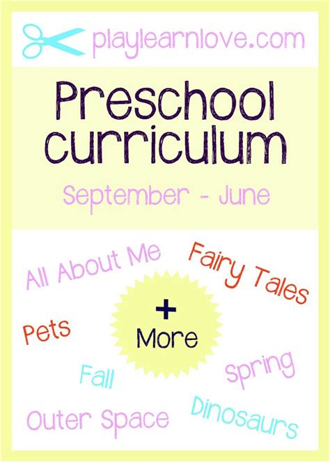 theme for education month preschool and tot school curriculum preschool curriculum