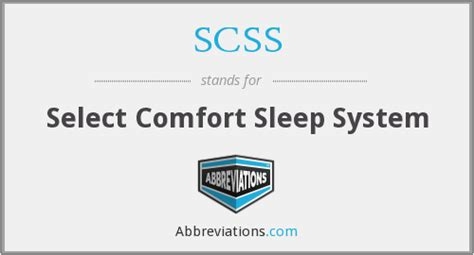 select comfort systems scss select comfort sleep system
