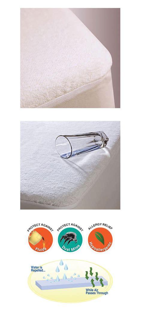 Kasur Bed No 3 Waterproof Mattress Bed Protector Melindungi Kasur Anda Dari Air