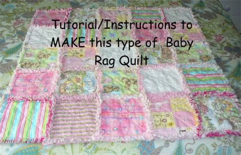 How To Make Quilt For Baby by How Soft Is Soft Soft As Mink Fast Minky Baby Rag Quilt I Want One Keeping U N