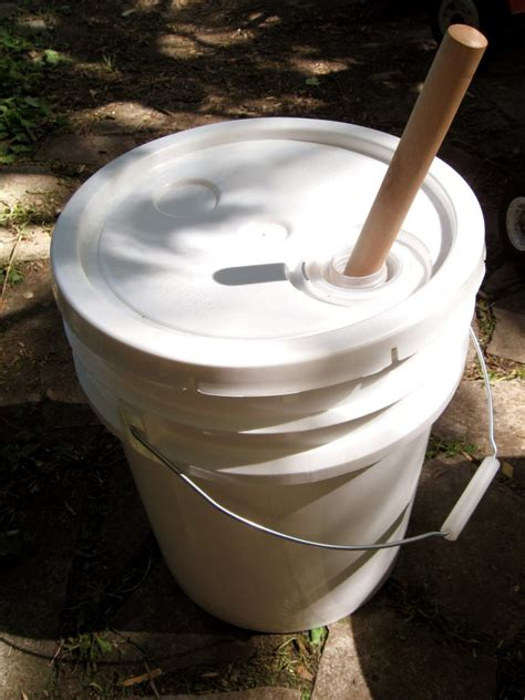 Handmade Washing Machine - hillbilly washer diy