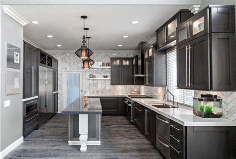 gray kitchen floor grey hardwood floors in interior design and cool color combinations