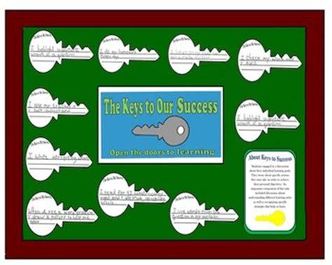 to success bulletin board by speech2teach tpt