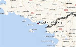 arzon port du crouesty weather forecast