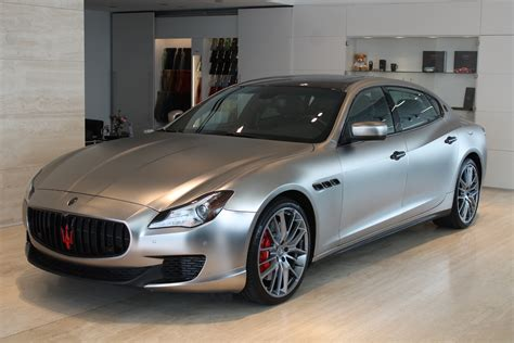 Maserati Quattroporte Sport Gt S by Used 2014 Maserati Quattroporte Gt S Sport Gt S Roslyn Ny