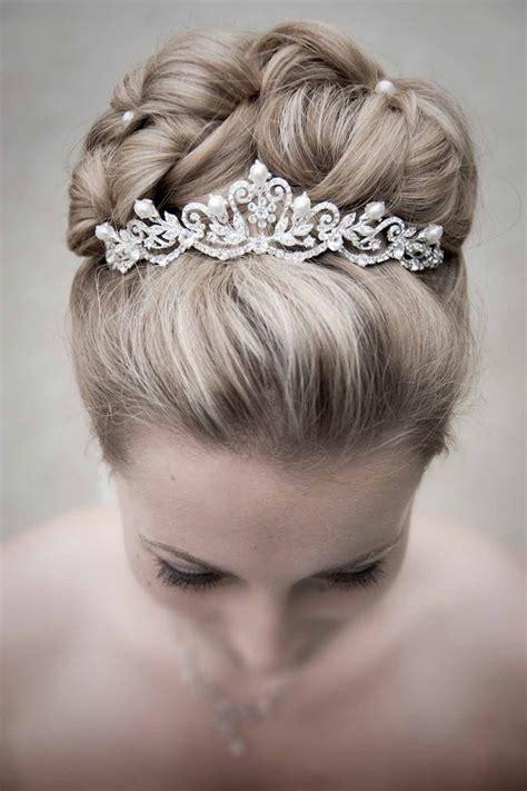 ideas  tiara hairstyles  pinterest