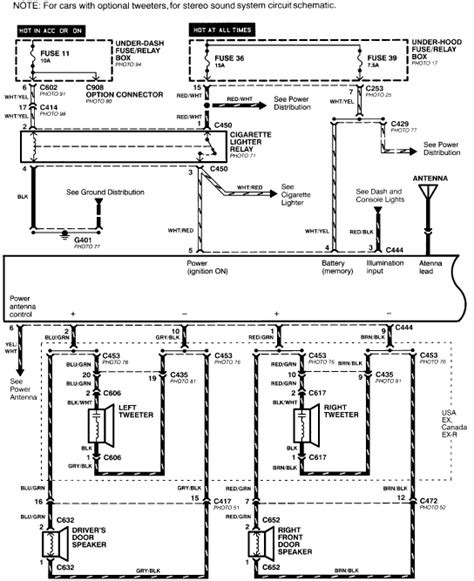 95 honda civic wiring diagram get free image about wiring diagram