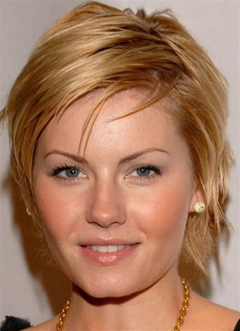 stunning short hairstyles for round faces with double chin face slimming hairstyles for fat women with double chin