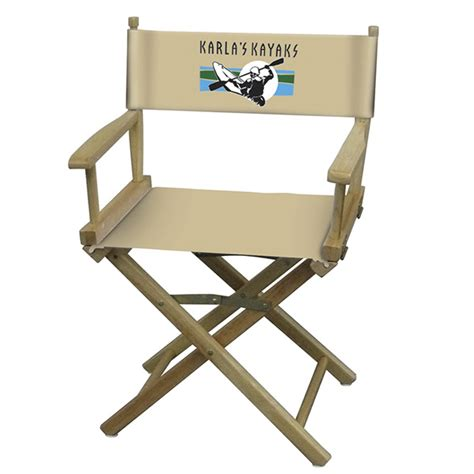 personalized directors chair usimprints