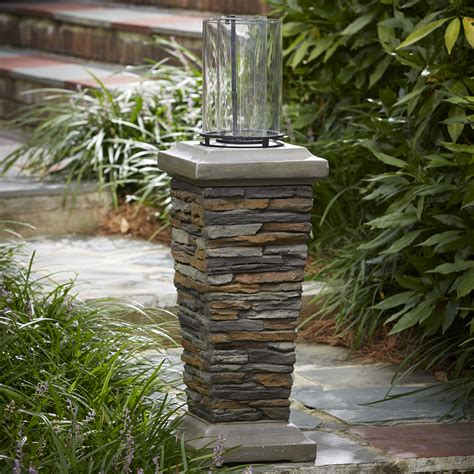 Garden Oasis Patio Heater Garden Oasis Pedestal With Gel Burner Limited Availability Outdoor Living Outdoor Heating