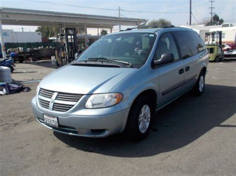 how to sell used cars 2005 dodge caravan instrument cluster purchase used 2005 dodge grand caravan no reserve in anaheim california united states