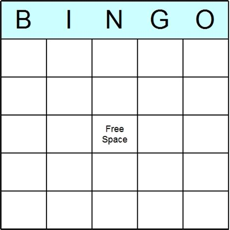 blank printable bingo card template bingo card template beepmunk