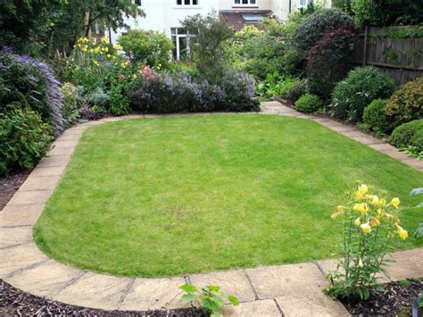 backyard borders ideas for lawn edging hgtv