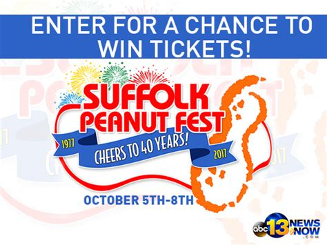 Nc Sweepstakes Ruling - peanut fest sweepstakes rules 13newsnow com