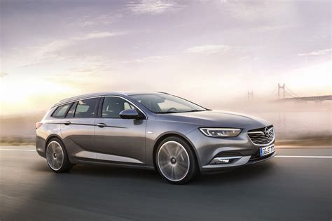 2017 Opel Insignia Sports Tourer Revealed Gm Authority