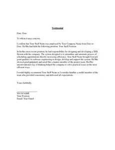 personal trainer testimonial template testimonial template letter images