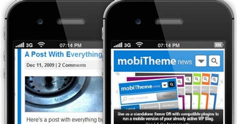 mobile themes wap in template blogger cho mobile responsive for mobile wap