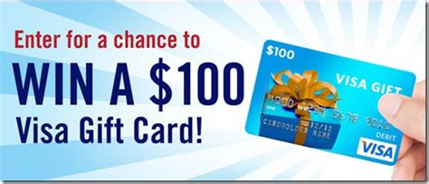Win A Free Visa Gift Card - enter to win a 100 visa gift card ends 3 15 free sles sign up mobile version