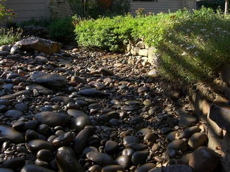 Landscape Rock Dallas River Rock Garden Eclectic Landscape Dallas By