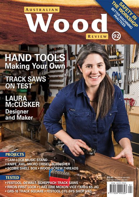 wood review  australian wood review