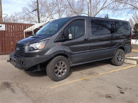 ford transit road ford transit low roof pop top 4x4 page 2 sportsmobile