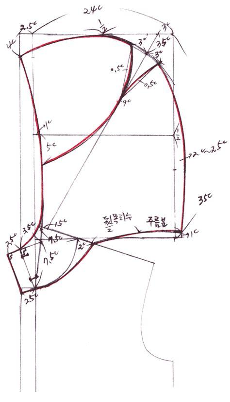 pattern drafting hood create a hood pattern naver blog apparel design