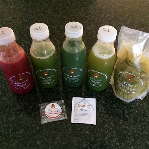 Juice Detox Diet Reviews by Closed Review Giveaway My 7 Day Juice And