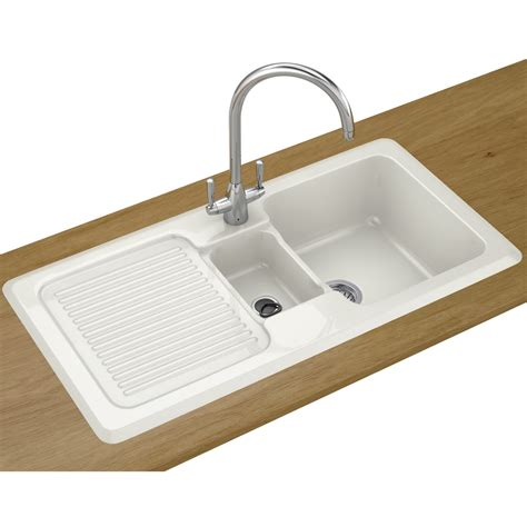 Ceramic Inset Sink by Franke Vbk651 Ceramic Kitchen Sink Sinks