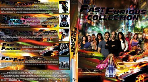 fast and furious dvd set the fast and the furious collection dvd covers and labels